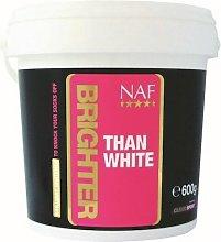 NAF Brighter Than White Whitener (600g) (White)