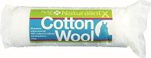 NAF NaturalintX Cotton Wool (350g) (White)