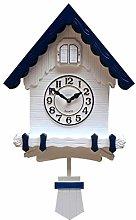 NAGT Cuckoo Clock - Black Forest Hillside Chalet