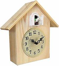NAGT Cuckoo Clock, Mute Smart Clock Modern