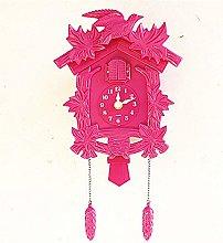 NAGT Cuckoo Wall Clock, Bird Alarm Clock