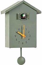 NAGT Cuckoo Wall Clock, Movement Chalet-Style,