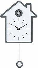 NAGT Musical Quartz Cuckoo Clock with Cute Bird