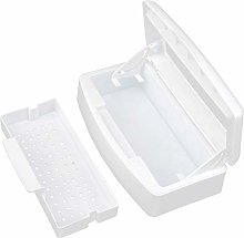 Nail Art Tool Disinfectant Sterilizer Tray