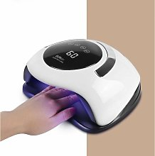 Nail dry UV lamp, 108W UV LED Automatic
