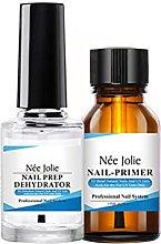 Nail Prep Dehydrator and Nail Primer,Professional