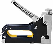 Nail Staple Gun, Easy to Operate Heavy Duty 3 in 1