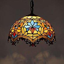 Naiyn E27 Indoor Hanging Pendant Lighting Tiffany