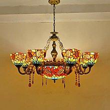 Naiyn Indoor Hanging Light E27 Retro Decorate