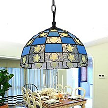 Naiyn Tiffany Stained Glass Chandeliers Modern