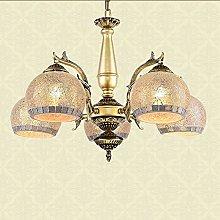 Naiyn Victorian Hanging Pendant Lighting E27