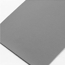 NAKAN Gray Leatherette PU Faux Leather Fabric