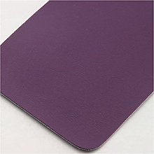 NAKAN Purple PU Faux Leather Fabric by the Meter