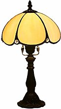 nakw88 Desk lamp Style Table lamp Floral Design,