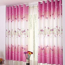 nakw88 New Pink Butterfly Childrens Bedroom
