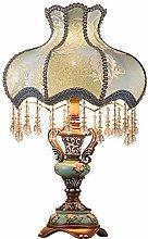 nakw88 Table Lamp Blue Tassel Pendant Lamp Shade