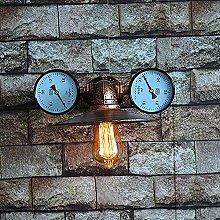 nakw88 Table Lamp Water pipe lighting wrought iron