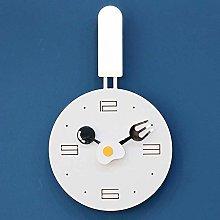 nakw88 Wall clock - Cartoon shape wall clock, with