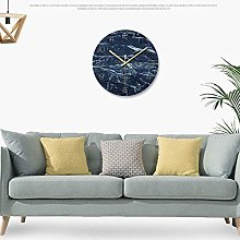 nakw88 Wall clock Creative living room with wall