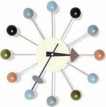 nakw88 Wall clock Wall clock clock with Nordic
