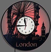 nakw88 Wall clock Wall clock London record wall