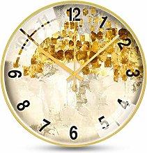 nakw88 Wall clock Wall clock Nordic Creative Wall