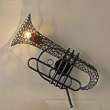 nakw88 wall lamp Creative Design Horn Shaped Wall