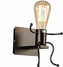 nakw88 wall lamp Modern Creative Design Iron