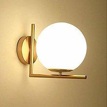 nakw88 wall lamp Modern Minimalist Ball Eye Wall