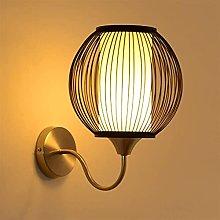 nakw88 wall lamp Retro minimalist creative bedside