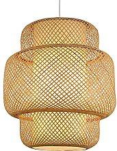 NAMFMSC Single Head Chinese Bamboo Weaving