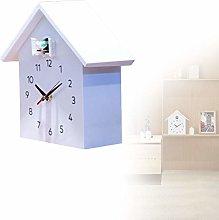 NANANA Cuckoo Clock Window, Tiny Modern Cuckoo