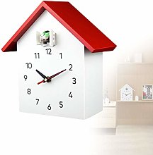 NANANA Cuckoo Clock Window, Tiny Modern Cuckoo