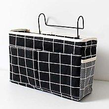 NANAOUS Bed Storage Organizer Hanging Bag,