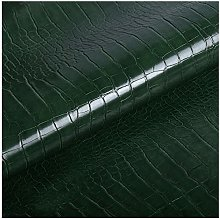 NANKAN Bright Solid Colors Faux Leather Fabric