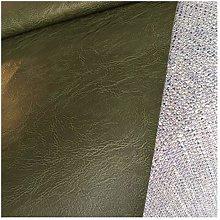 NANKAN Faux Leather Fabric Sheets Heavy Duty PU