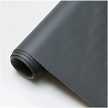 NANKAN Grained Faux Leather Sheets