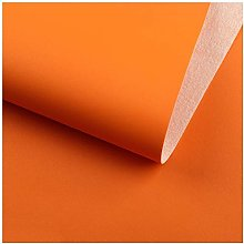 NANKAN Solid Color Faux Leather Sheets