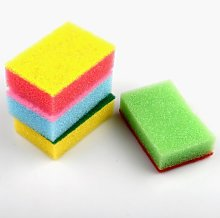 Nano colorful cleaning sponge cleaning sponge
