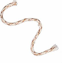 Nanshoudeyi Copper Wire Cotton Core Wick, 50 Pcs