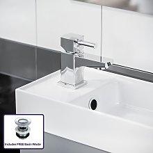 Nanuya 400 mm Wall Hung Light Grey Vanity Cabinet