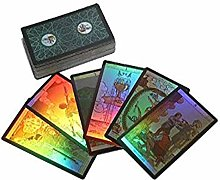 Nanxin Tarot Cards, Rider Waite Tarot Deck 78
