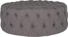 Naomi Ottoman Rosalind Wheeler Upholstery Colour: