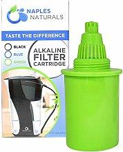 Naples Naturals Alkaline Water Pitcher Filter