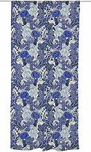 Napolinlahti Curtain 140x240 cm blue