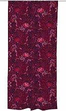 Napolinlahti Curtain 140x240 cm red
