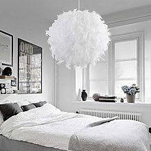 Nargut Feather Ceiling Light E27 Floor Mount