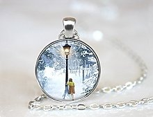 Narnia Necklace,The Lion The Witch and The