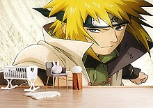 Naruto 3D Style Background Wall Decoration
