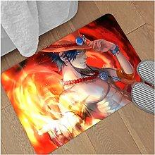 Naruto Cartoon Anime Household Carpet Bedroom